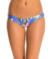 Stone Fox Swim Blue Ginger Bryon Bikini Bottom