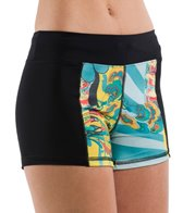 Girls4Sport Women's Zen Garden Boyshorts