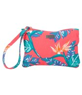 Roxy To The Beach Sunset Cosmetic Bag