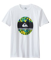 Quiksilver Men's Disco Biscuit S/S Tee