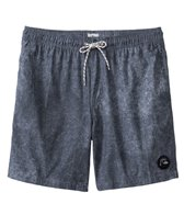 Quiksilver Men's Acid Print Volley Short