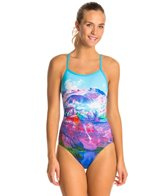 Funkita Swiss Bliss Single Strap One Piece Swimsuit