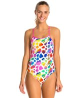 Funkita Lolly Moo Cross Back One Piece Swimsuit