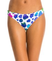 Funkita Blue Moo Bibi Banded Swimsuit Brief