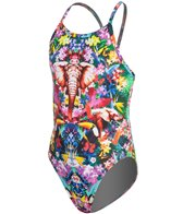 Funkita Jungle Boogie Girls Single Strap One Piece Swimsuit