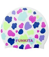 Funkita Lolly Moo Silicone Swim Cap