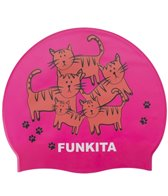 Funkita Urban Kitty Silicone Swim Cap