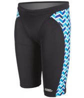 Funky Trunks Chevron Stream Youth Training Jammer