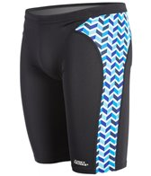 Funky Trunks Chevron Stream Training Jammer