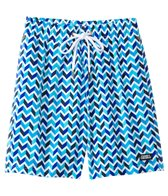 Funky Trunks Chevron Stream Boys Watershort