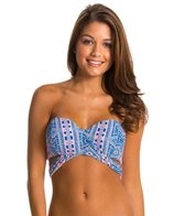 O'Neill Swimwear Coast To Coast Bandeau Bikini Top