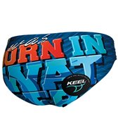 Keel Men's Water Born Water Polo Brief