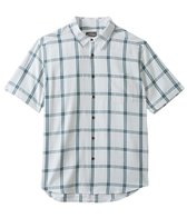 Quiksilver Waterman's York Harbor Short Sleeve Shirt