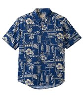 Quiksilver Waterman's Seagate S/S Shirt