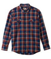 Quiksilver Waterman's Forest Beach Long Sleeve Shirt