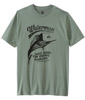 Quiksilver Waterman's Not Now Short Sleeve Tee