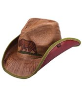 Peter Grimm Men's Republic Drifter Cowboy Hat
