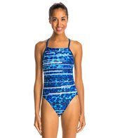 Speedo PowerFLEX Eco Got You Cross Back Swimsuit