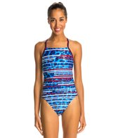 Speedo PowerFLEX Eco Got You Cross Back Swimsuit