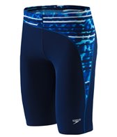 Speedo PowerFLEX Eco Got You Youth Jammer Swimsuit