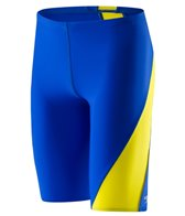 Speedo PowerFLEX Eco Revolve Splice Youth Jammer Swimsuit