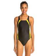 Speedo PowerFLEX Eco Taper Splice Pulse Back Women's Swimsuit