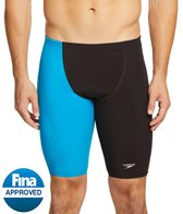 Speedo LZR Racer Pro Jammer Swimsuit with Contrast Leg