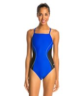 Speedo PowerFLEX Eco Revolve Splice Energy Back Women's Swimsuit