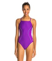 Speedo PowerFLEX Eco Revolve Splice Energy Back Women's Swimsuit