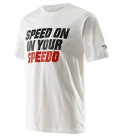 Speedo Male Speed On Tee