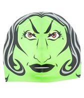 Speedo Witch Night Swimmers Silicone Swim Cap