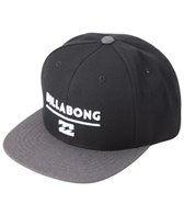 Billabong Men's System Snapback Hat