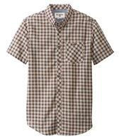Billabong Men's Rockwell Short Sleeve Shirt