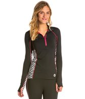 Roxy Twilight Half Zip Jacket