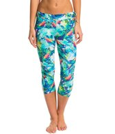Body Glove Women's Equator Surf Capri Legging