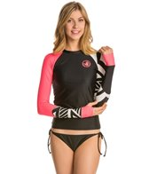 Body Glove Breathe Women's Kalani Sleek Rashguard