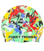 Funky Trunks Stupified Silicone Swim Cap