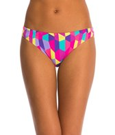Funkita Bobbly Bubbly Bibi Banded Brief Swimsuit Swim Bottom