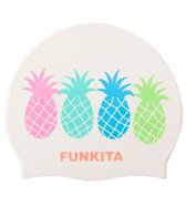 Funkita Tooty Fruity Silicone Swim Cap