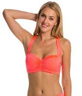 Seafolly Goddess Bustier D Cup Bandeau Bikini Top