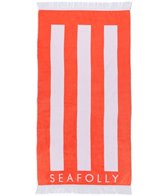 Seafolly Fringe Benefits Party Trick Towel