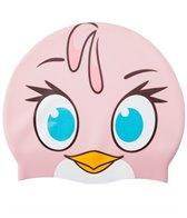 Angry Birds Stella Silicone Swim Cap