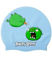 Angry Birds One Bad Piggy Silicone Swim Cap