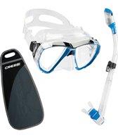 Cressi Scuba Big Eyes Mask & Dry Snorkel Combo