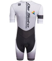 DeSoto Men's 2015 Sleeved Riviera Trisuit w/ Integrated 7mm Ceramico(TM) Pad
