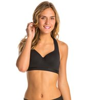 Under Armour Women's HeatGear Armour Hi Sports Bra (Solid)