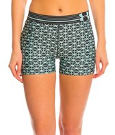 Under Armour Women's HeatGear Armour Compression Shorty (Printed)