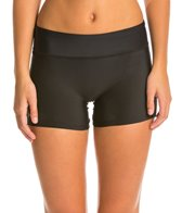 Under Armour Women's HeatGear Authentic Mid Short