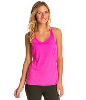 Under Armour Women's HeatGear Fly-By Stretch Mesh Tank