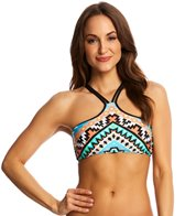 Seafolly Kasbah High Neck Bikini Top